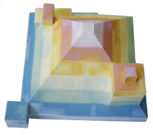 Bismuth top view